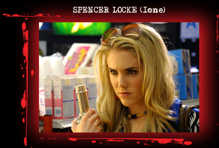 Spencer Locke | The Official Site of Detention Movie